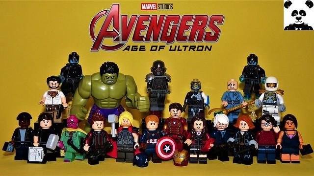 Avengers: Age of Ultron (2015) - The MCU Infinity Saga No. 11