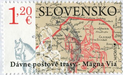 Sello Europa 2020 de Eslovaquia