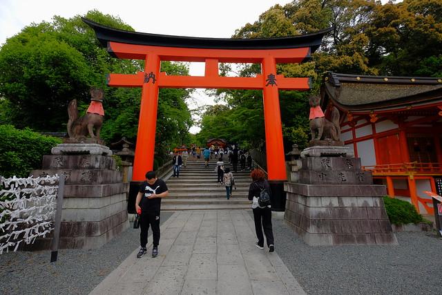 XE3F2641 - Fushimi Inari-taisha - 伏見稲荷大社  (Kioto - Kyoto - 京都)