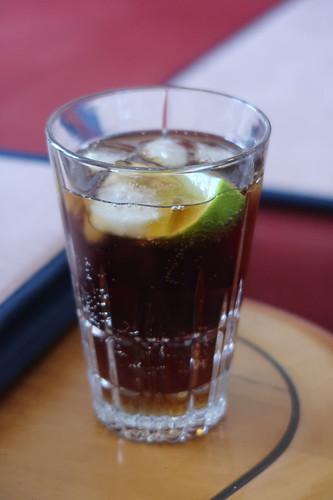 Captain Cola (servierbereit)