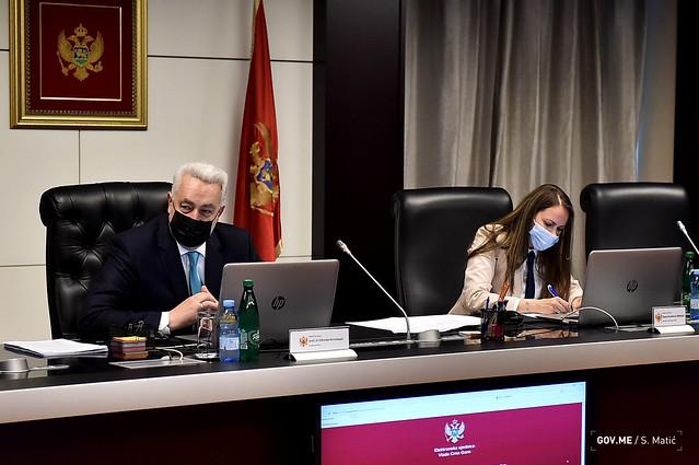 28. sjednica Vlade Crne Gore (17.06.2021.)