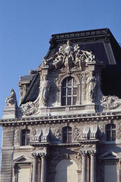 Paris 1991 (3) -- The Louvre
