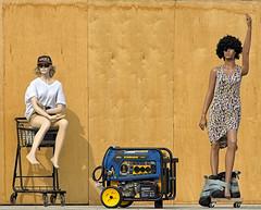 Roadside Mannequins