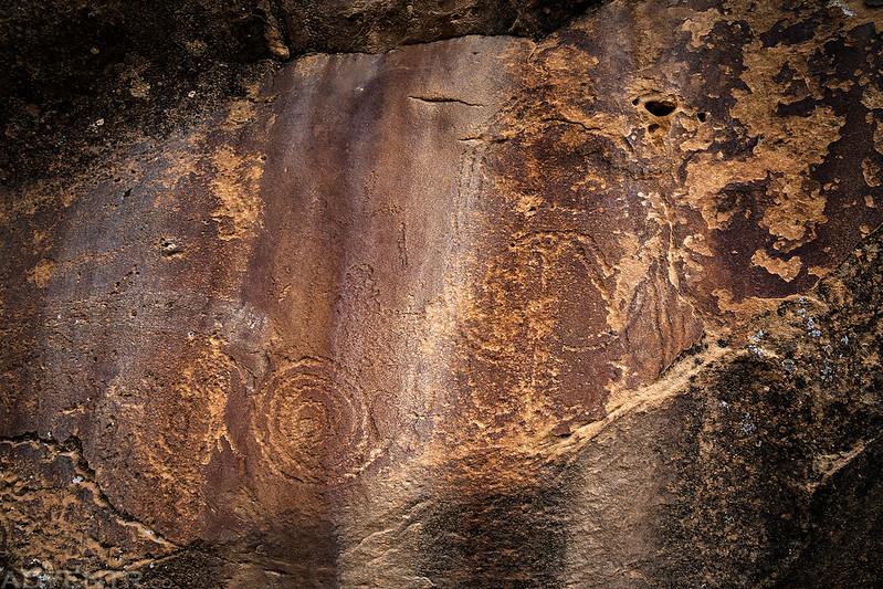 Reservoir Site Petroglyphs