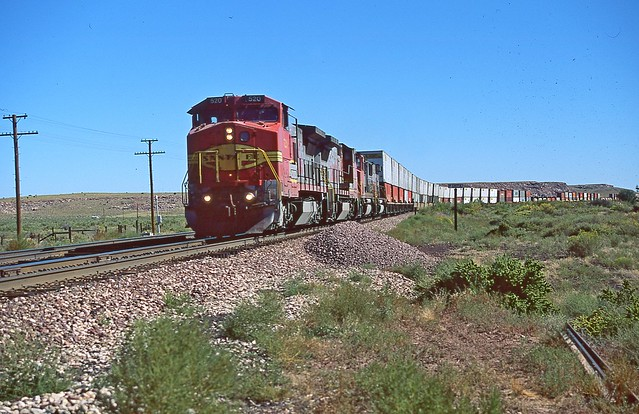 Jarales New Mexico westbound