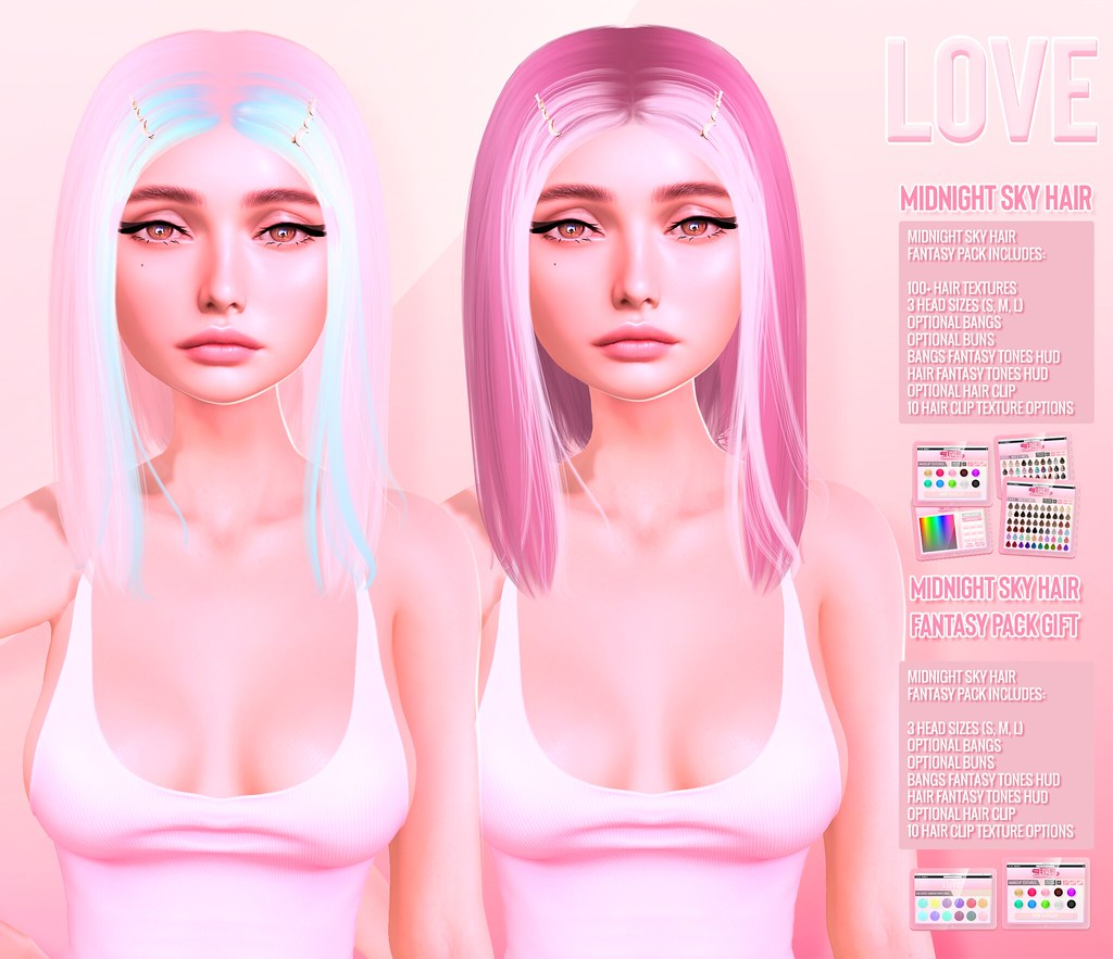 Love [FREE HAIR] @ SLB18!