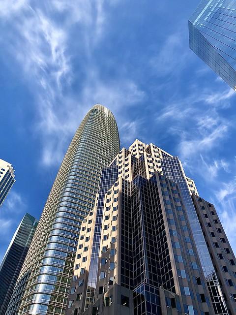 San Francisco skies