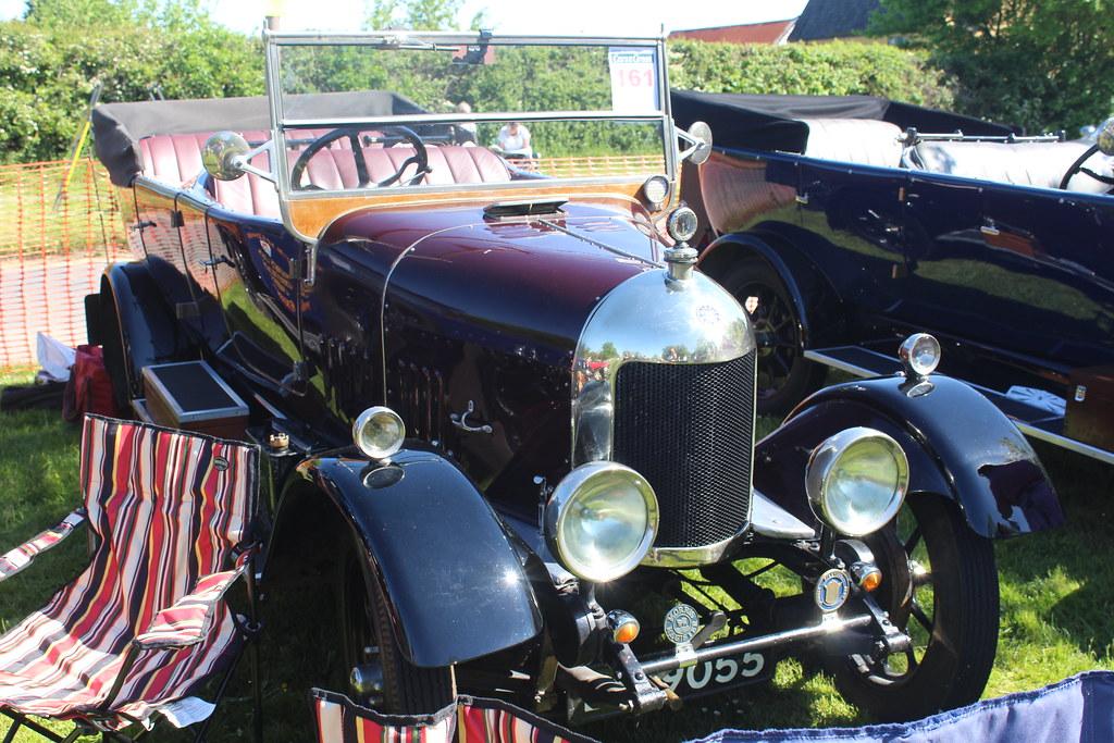 Morris 1925 Oxford BS 9055