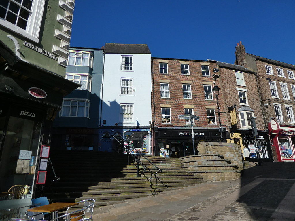 Saddler Street, Durham