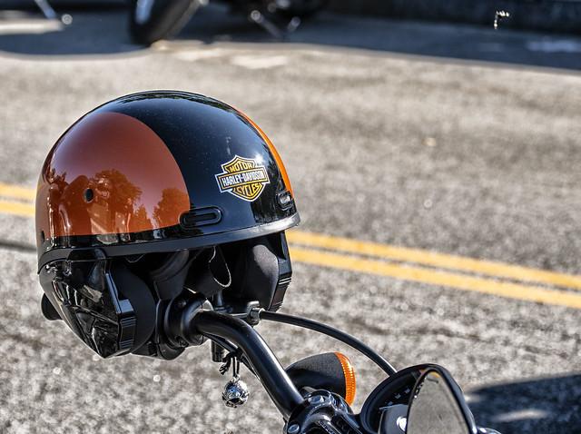 Helmet--Harley Davidson