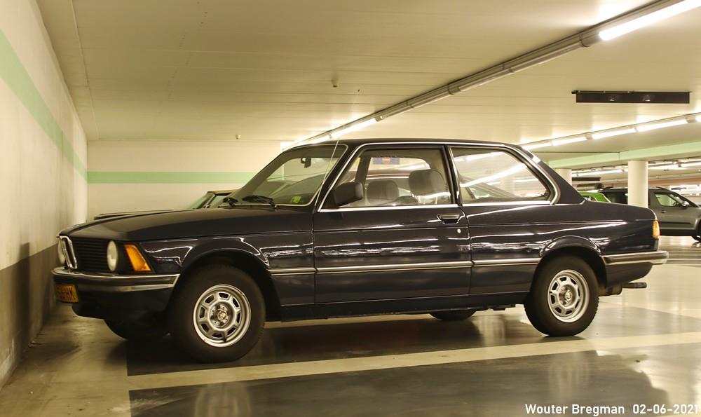 BMW 315 1982