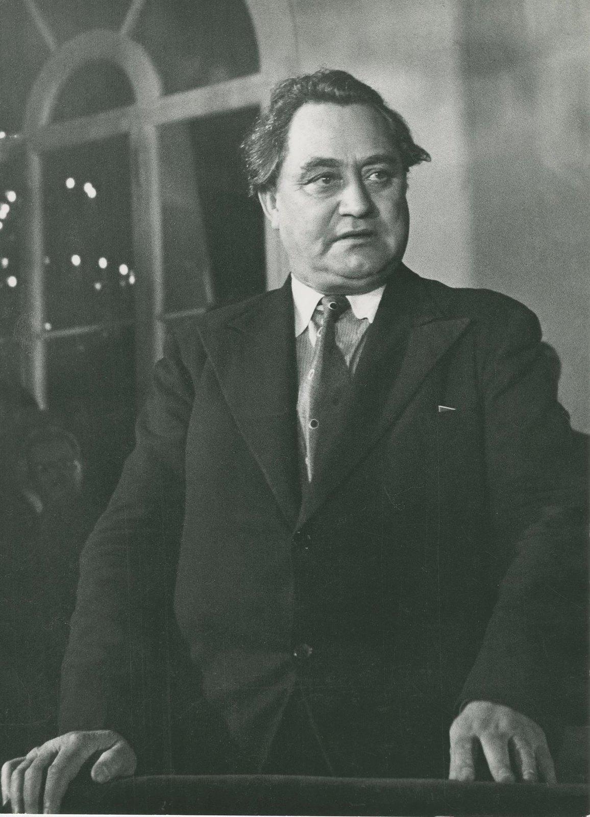 1935. Георгий Димитров