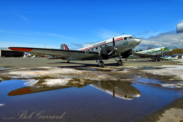 A Pair of Classics at Anchorage