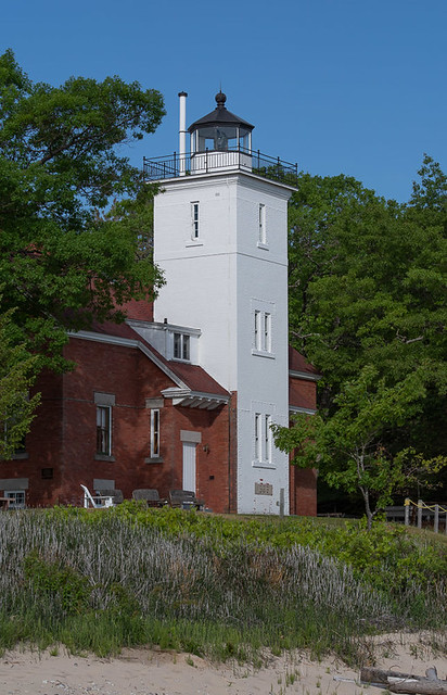 Forty Mile Point Lighthouse (in Explore 6-18-21)