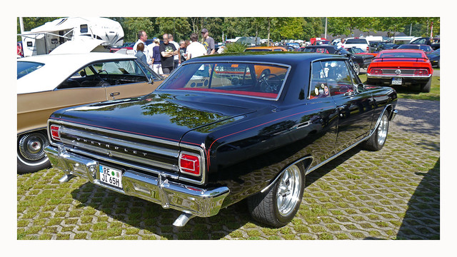 1965 Chevrolet Malibu Super Sport Coupe