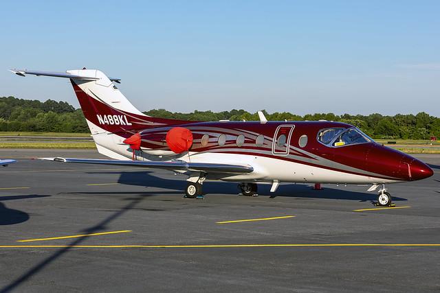 N488KL - Beech 400A Beechjet - KPDK - June 2021