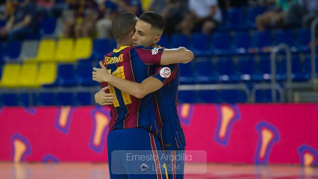 FC Barcelona - Palma Futsal (16-6-2021)