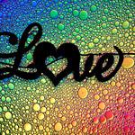 love in oil