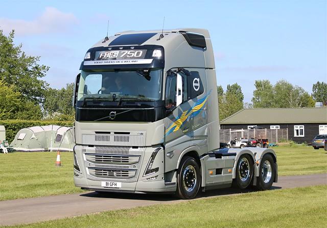 Volvo Trucks UK & Ireland - B1 GFH(21) At the Stonham Truck Show 30-05-21