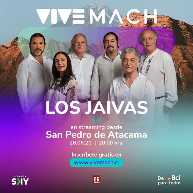 LOS JAIVAS MACH