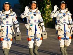 China a la conquista del espaciou2026 3 astronautas llegan a estaciu00f3n