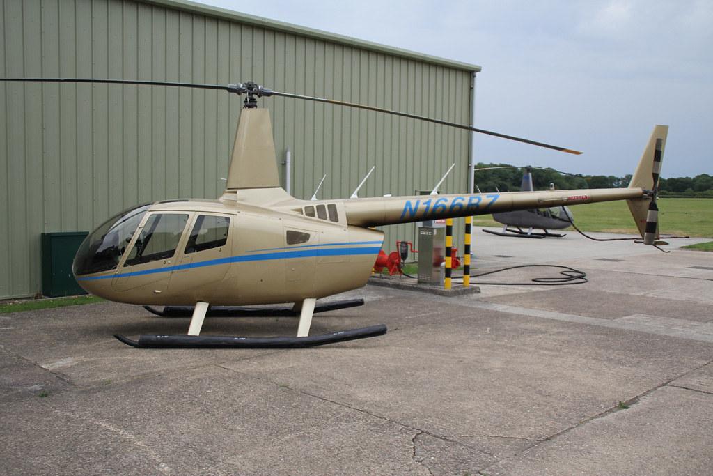 Robinson Helicopter Co Inc Robinson R.66 Turbine N166BZ