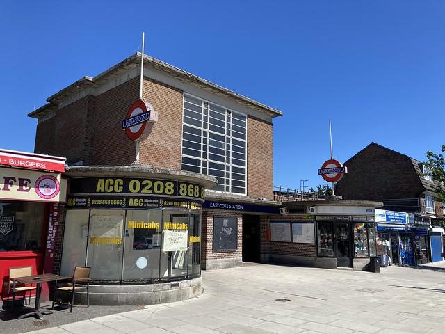 Eastcote Station