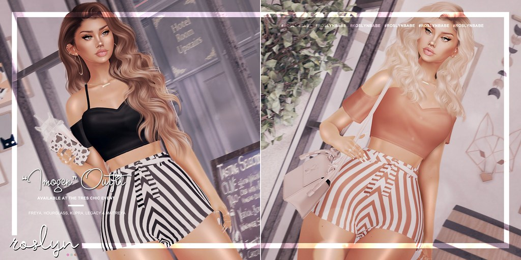 """roslyn. """"Imogen"""" Outfit @ Tres Chic"""