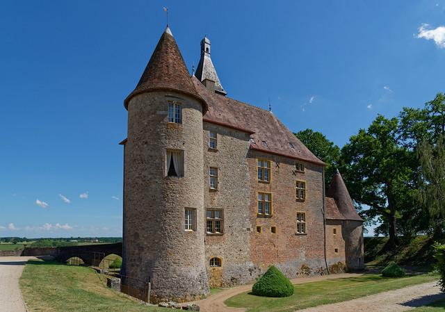 Château de Beauvoir - Saint Pourçain sur Besbre - Allier
