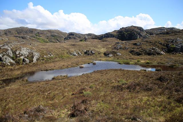 Path to Lochan Sal