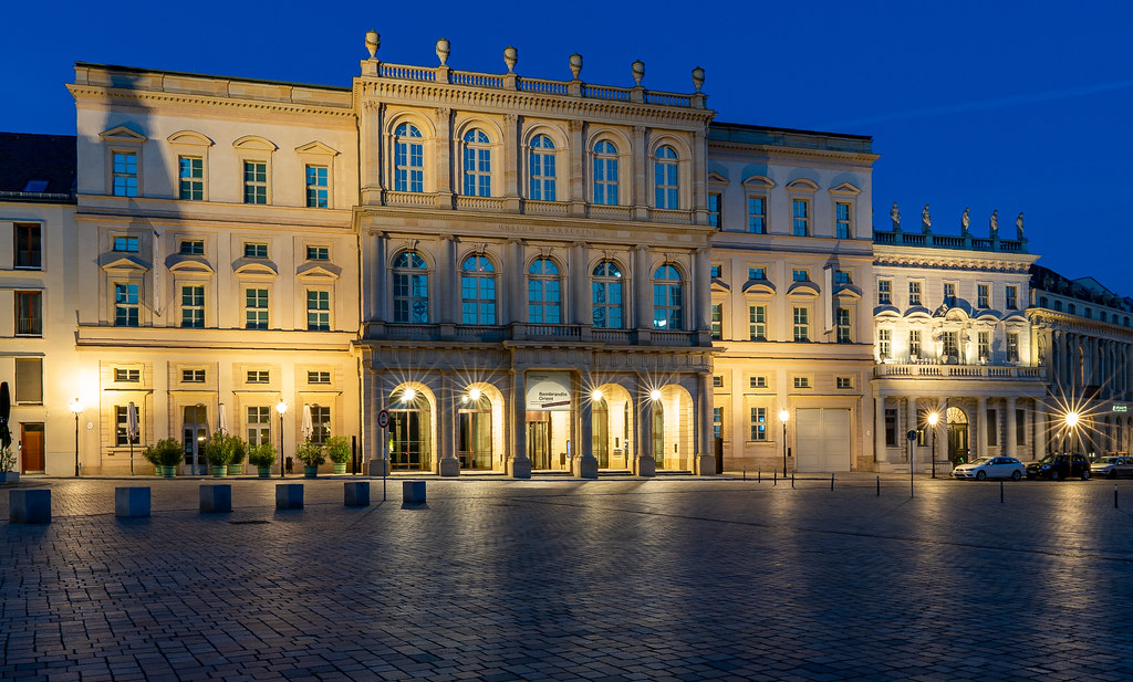 Zu Gast in Potsdam 2.0 _ Museum Barberini