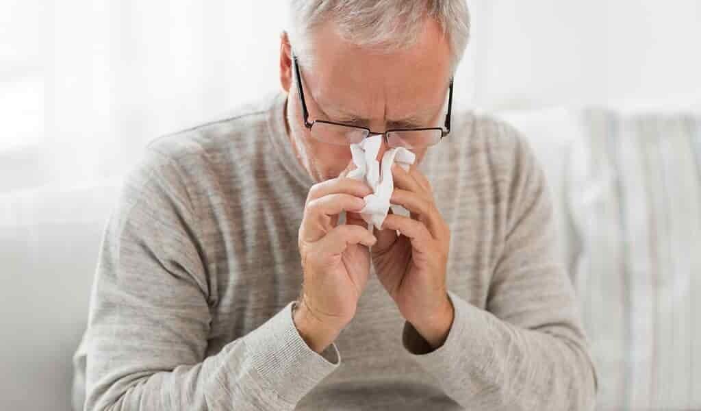 Le rhume peut entraver l'infection par le COVID-19