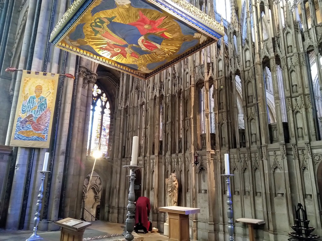 The Shrine of St. Cuthbert, Durham Cathedral