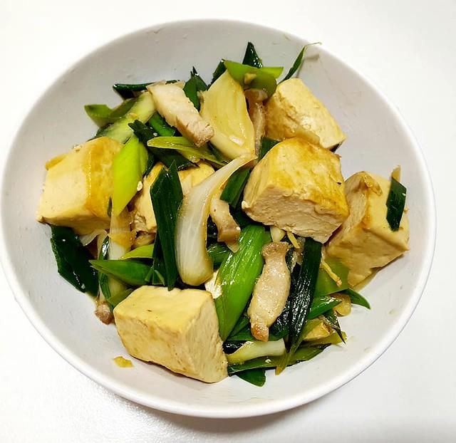 氣炸鍋豆豉鯪魚三層肉