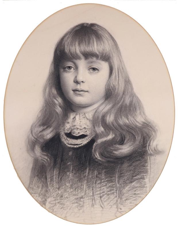 Illustration 06-Snook Josephine Frances by Frank Brookssmall