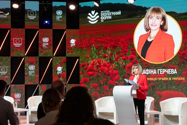 UN Environment Forum, Kyiv, 15 June 2021