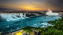 Niagara Falls as you haven't seen it, just kidding 😀 (Explored June 18)