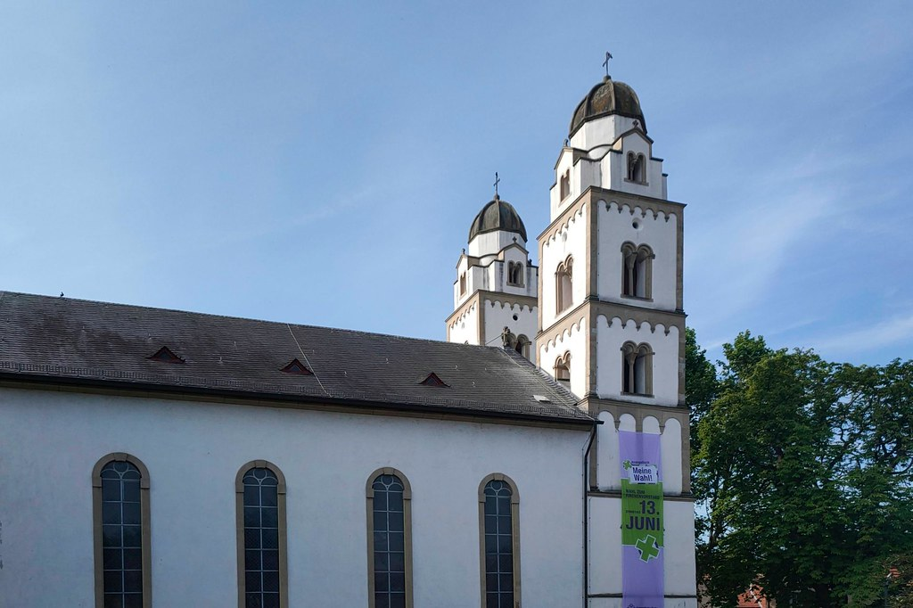 Heidenturmkirche (Sarazenenkirche) Guntersblum