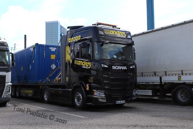 Andres Logistics HU AL 619
