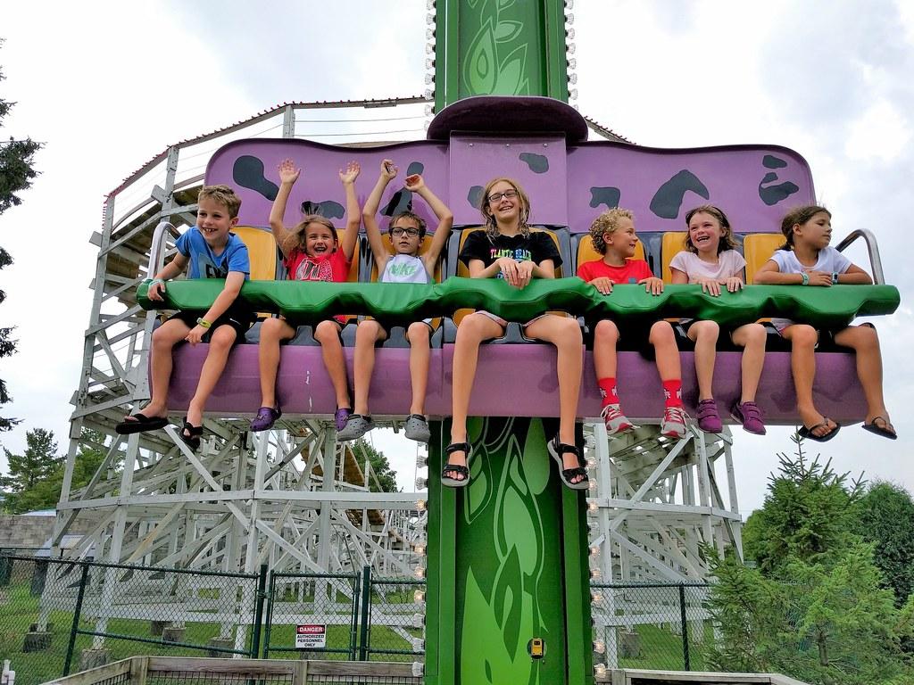Columbus Zoo - Rides at Adventure Cove