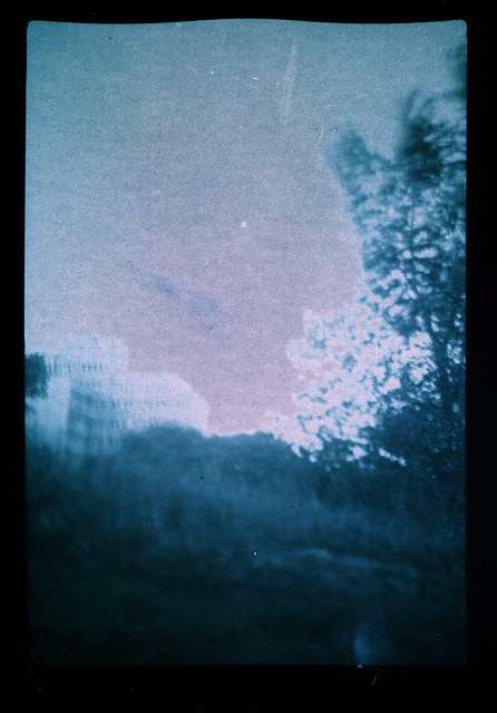 6x9 paper negative solargraph