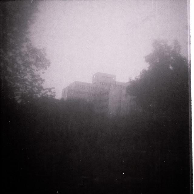 6x6 paper negative solargraph