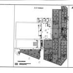 Воскресенская улица, 5 - Облiкова картка 2010 007 План 2 этажа PAPER600 [Вандюк Е.Ф.]
