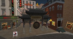 1930s New York Time Portal China Town