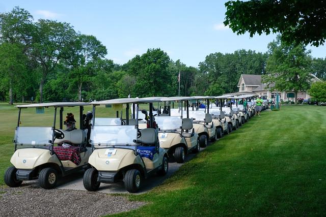 2021 Alumni Scholarship Golf Outing