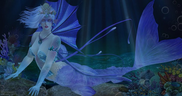 Enigma Wrapped in Scales (Mermaid Cove Event!)