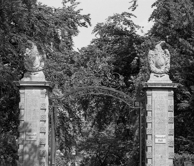 Day 152 (1st Jun) - Ramsdell Hall