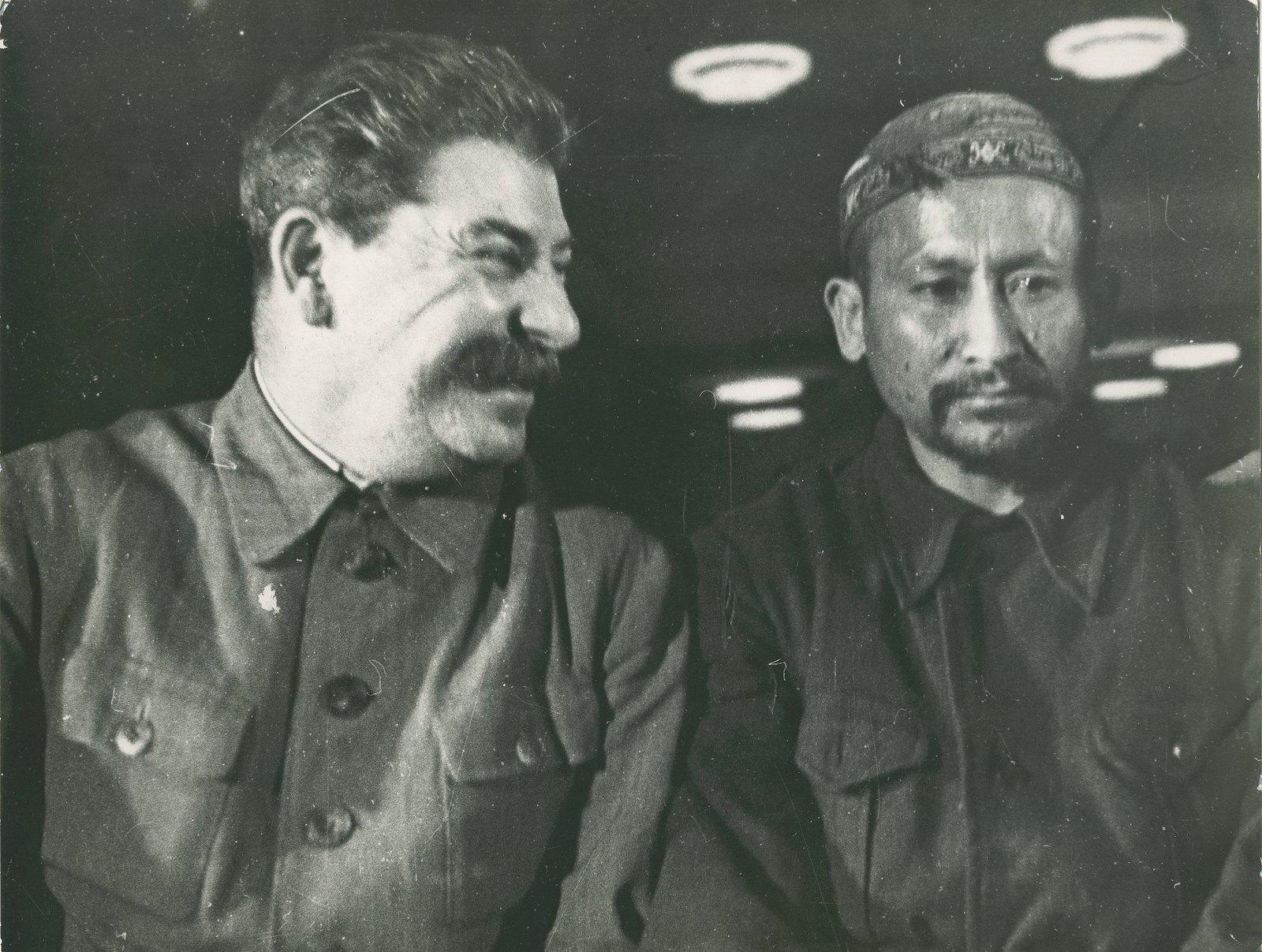 1930-е.  И.В.Сталин