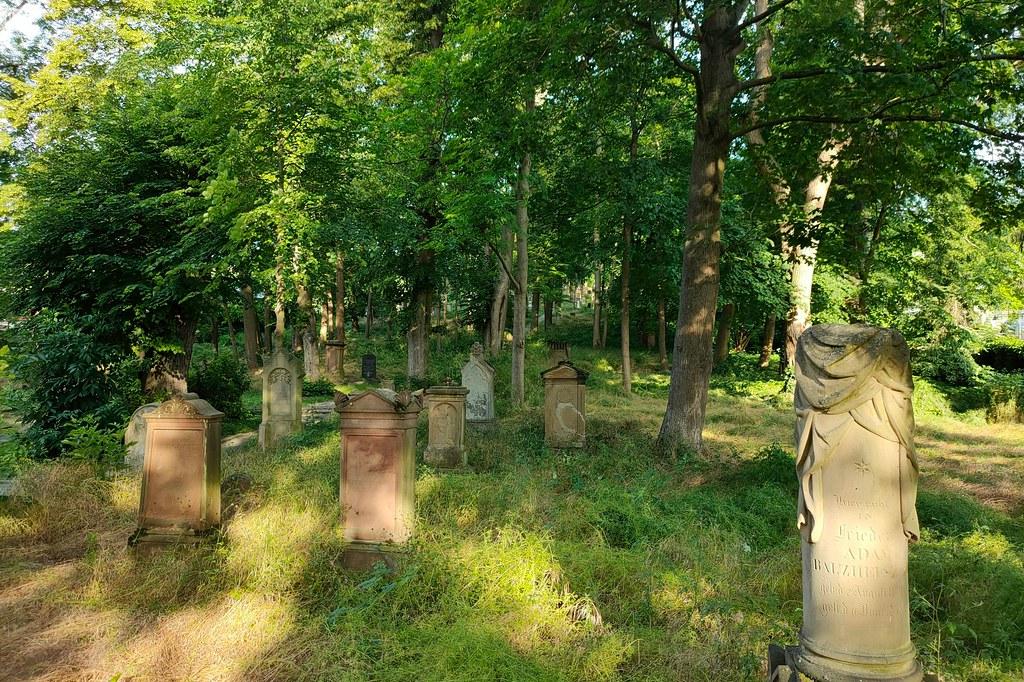 Friedhof der Heidenturmkirche St. Bonifatius