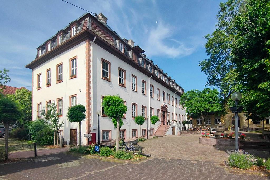 Leininger Schloss in Guntersblum